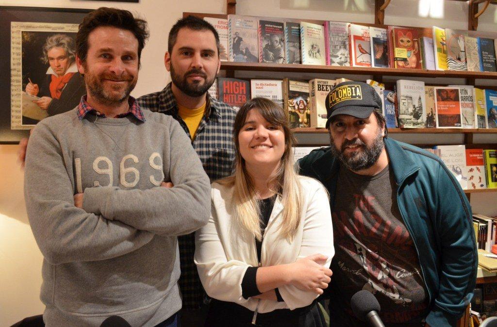 Novena Libros & Música y el oficio de librero en El Triángulo Obtuso