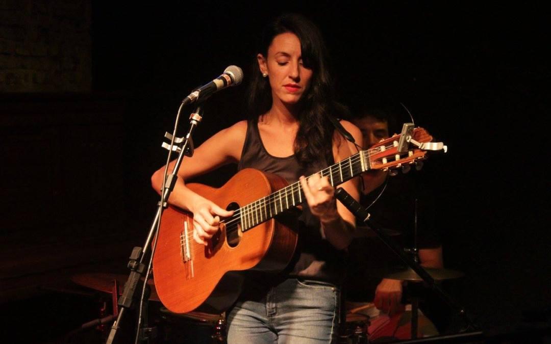 Melaní Luraschi y Cecilia Bernasconi y sus Canciones de otoño en la Sala Camacuá
