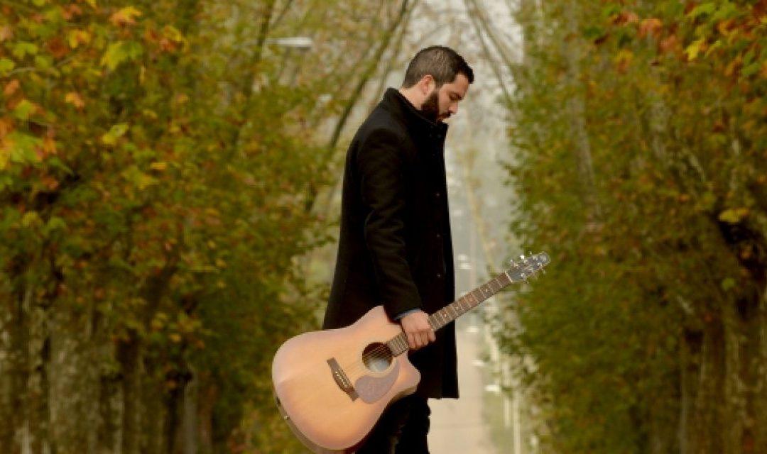 Diego González presenta su primer disco en Sala Camacuá