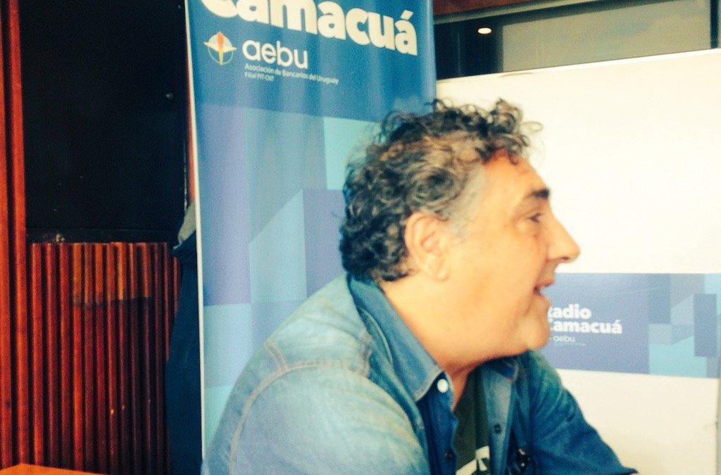 """Andrés Wels nos habla del """"Beat Show 50/68"""" en Sala Camacuá."""