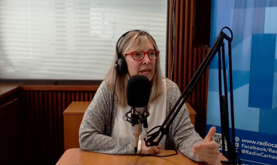 Entre libros y elecciones: Entrevista a Mercedes Rosende