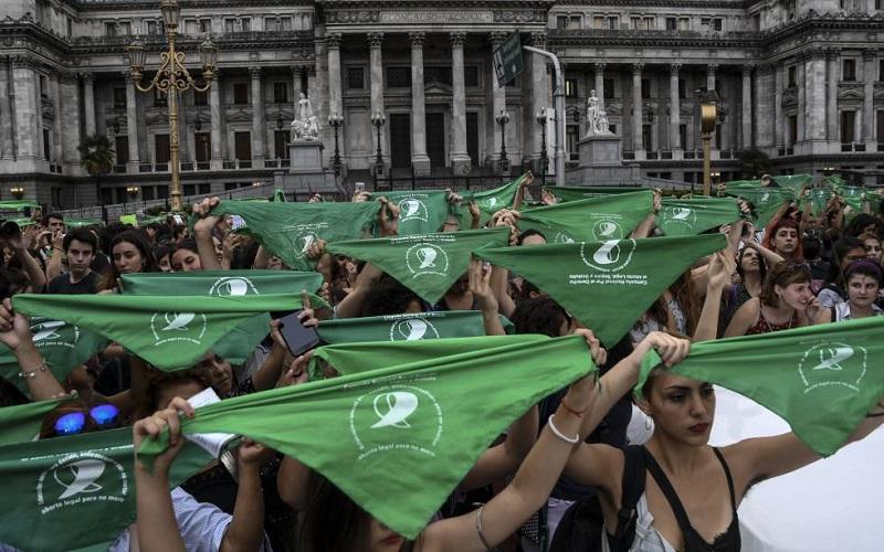 """Le llega la hora a Argentina: """"El aborto tiene que ser ley"""""""