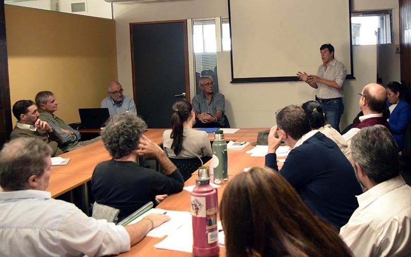 Comisión Anti Acoso va al interior con talleres de formación