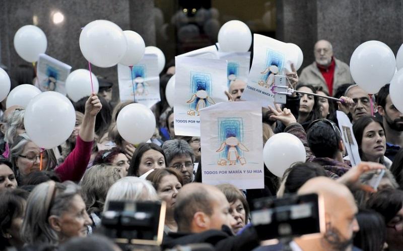 """El """"caso María"""" visto desde Uruguay"""