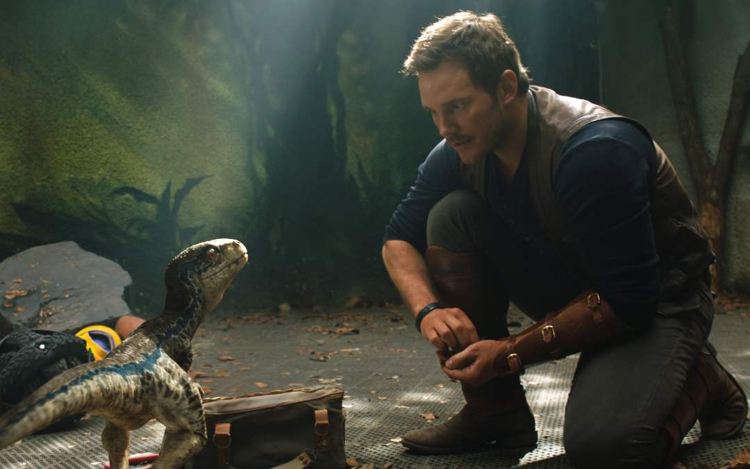 Otra vez los dinosaurios: Jurassic World: El reino caído