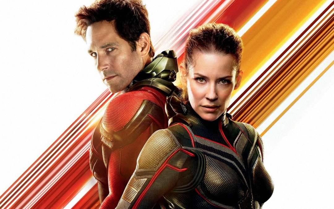 Ant-Man y la Avispa y películas con superheroínas