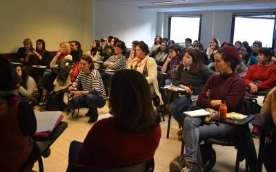 Arrancaron las quintas Jornadas de Debate Feminista