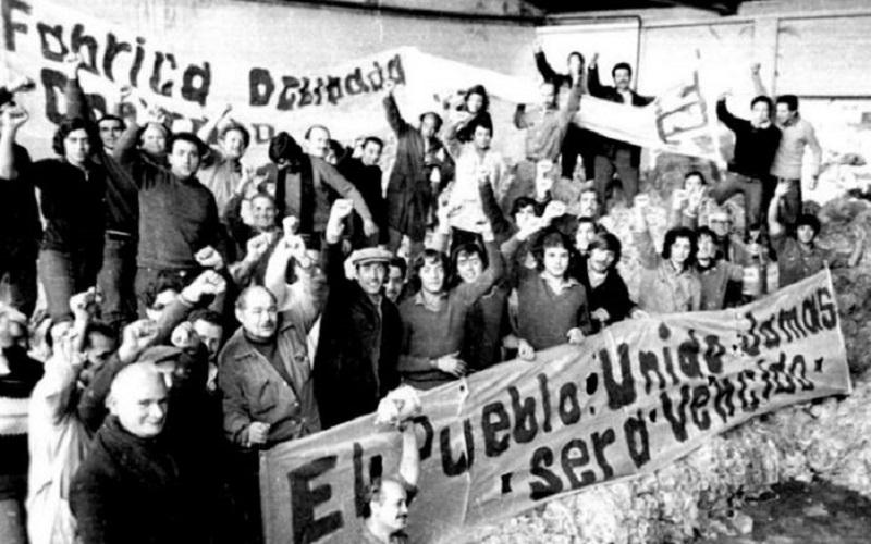 La perspectiva histórica de la huelga del 73