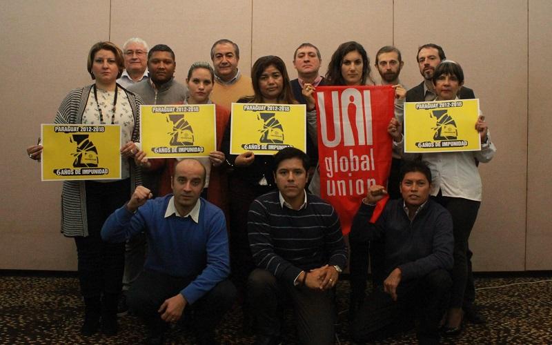 6 años de impunidad en Prosegur