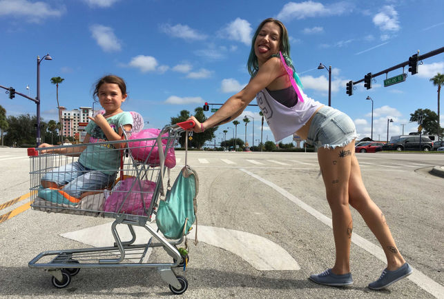 The Florida Project. Sean Baker (2017)