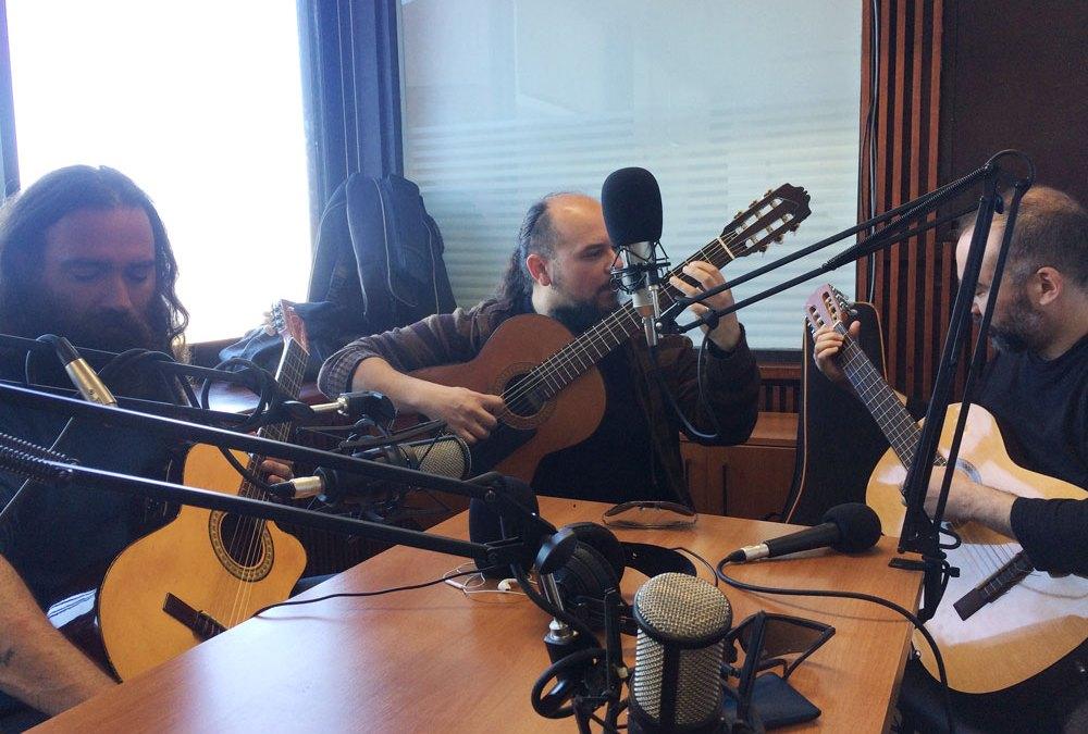 La banda «De la Vieja Estirpe» en Agenda Camacuá
