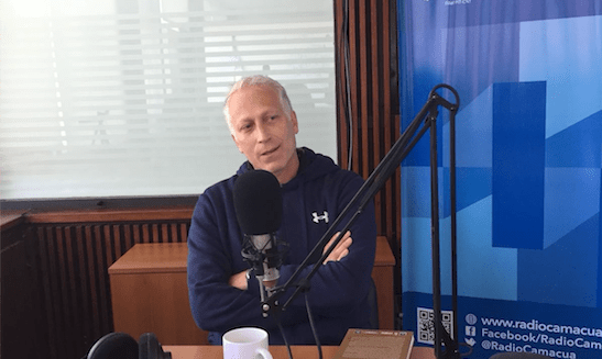 Guillermo Pellegrino + la columna de recomendaciones literarias de Nelson Díaz