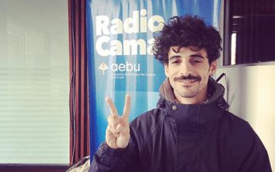 Julián Marchante en Agenda Camacuá