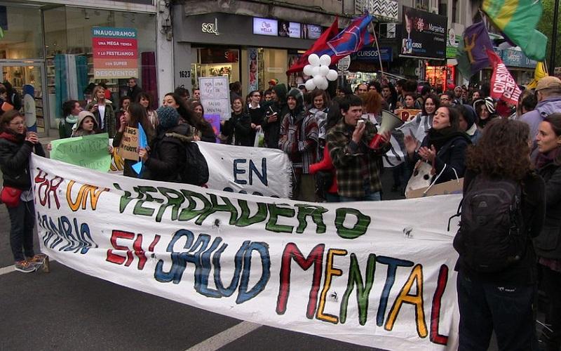 Nuevo encuentro y marcha por la Salud Mental