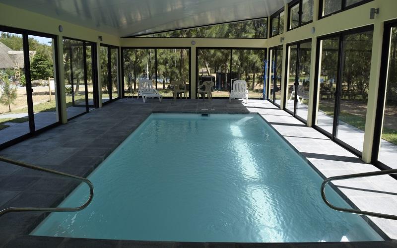 Parque Vacacional de AEBU inauguró piscina