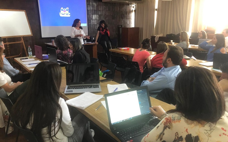 Exitoso cierre del curso de big data en AEBU