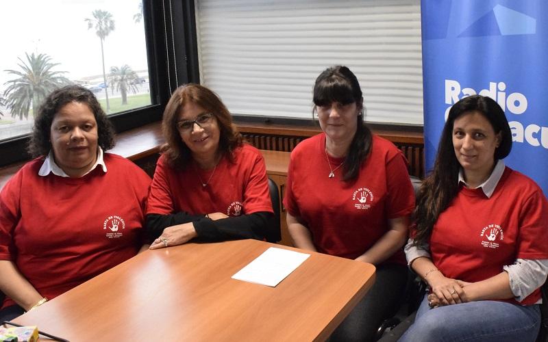 Comisión de Género de AEBU se moviliza en noviembre