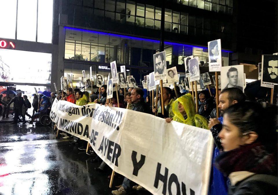 «El compromiso del pueblo uruguayo con esta causa nos llena el alma»