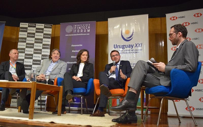 AEBU presente en el Montevideo Fintech Forum