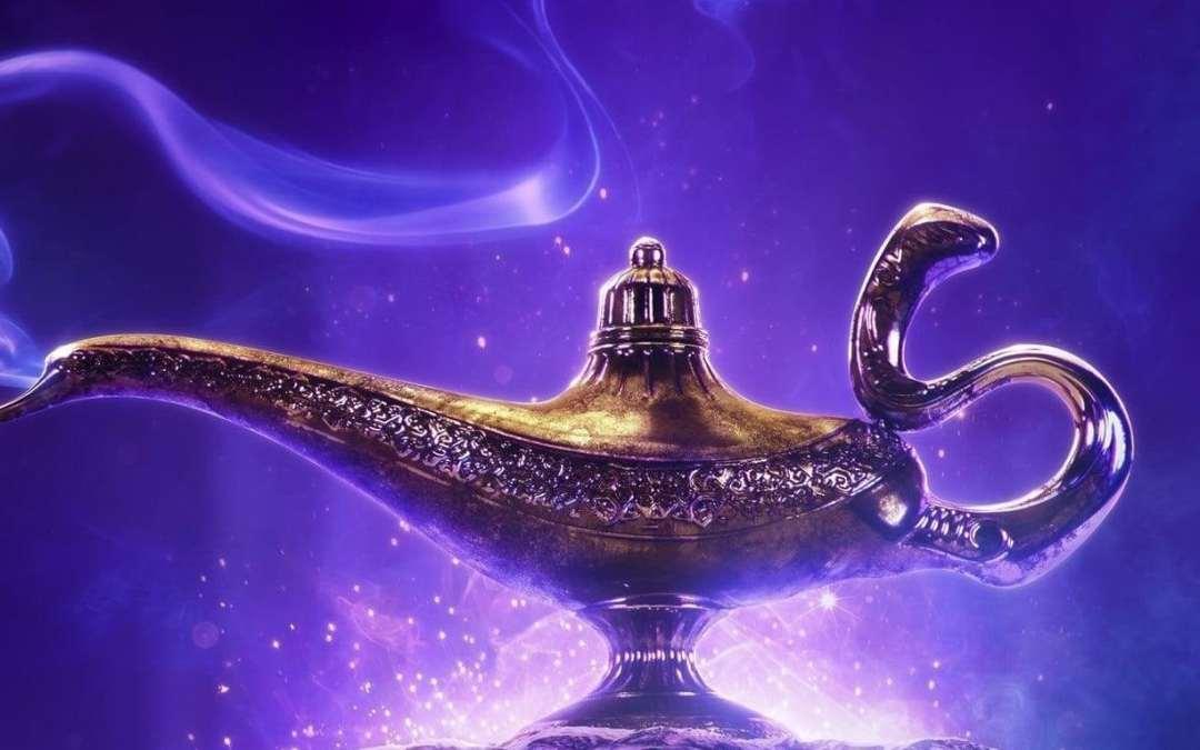 Derechos de autor: de Napoleón a Aladdin