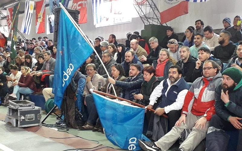 El movimiento sindical unido por los Consejos de Salarios