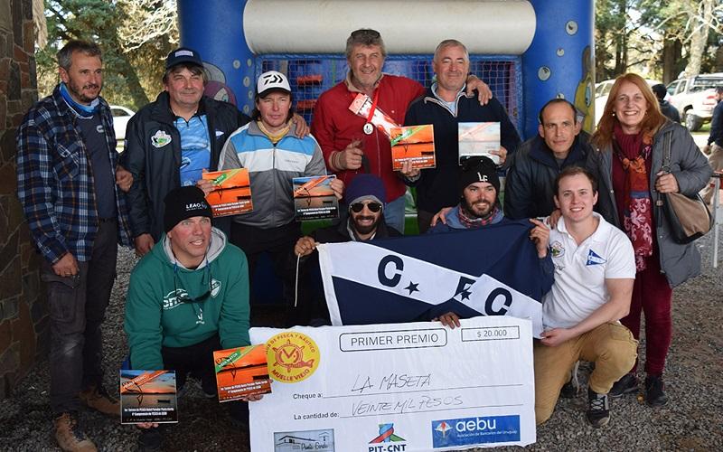 El campeonato de pesca de AEBU visto desde adentro