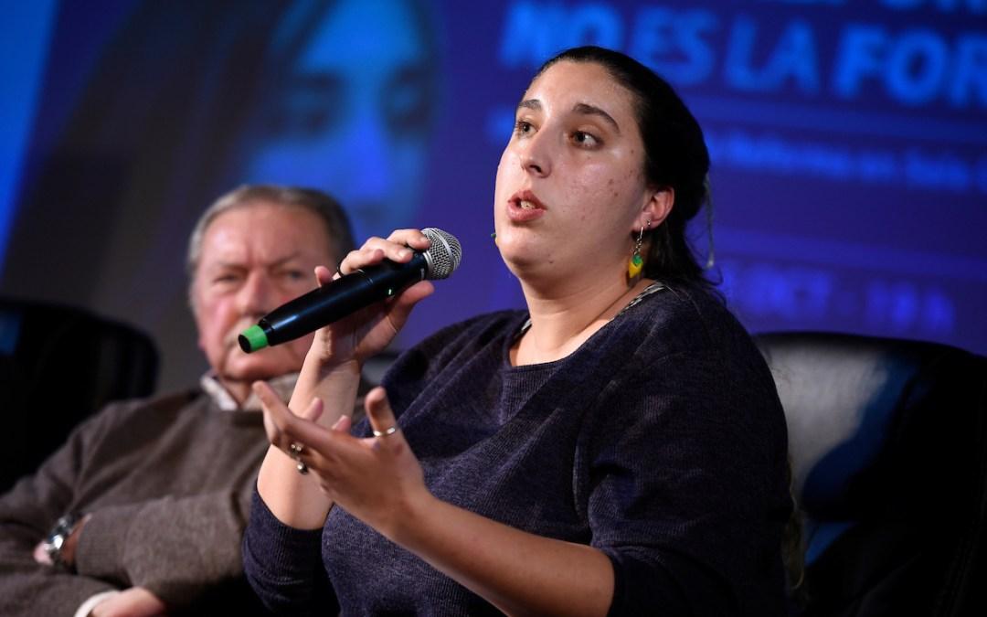 Diálogo sobre la reforma: Daniela Buquet de la articulación nacional No a la reforma