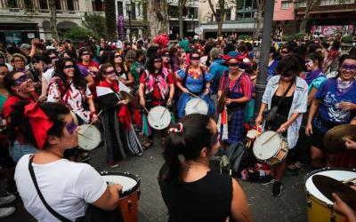 Hoy viernes empieza el 3er Encuentro de Murguistas Feministas