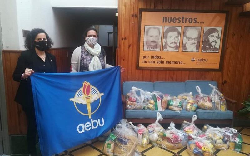 Seccional San José extiende su campaña 'Un afiliado, un alimento'