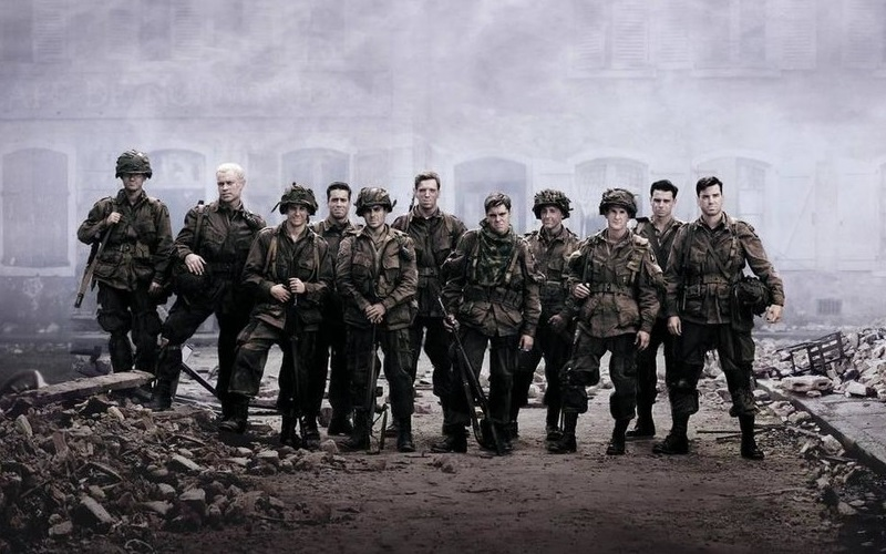Hablando en Serie: Band of Brothers