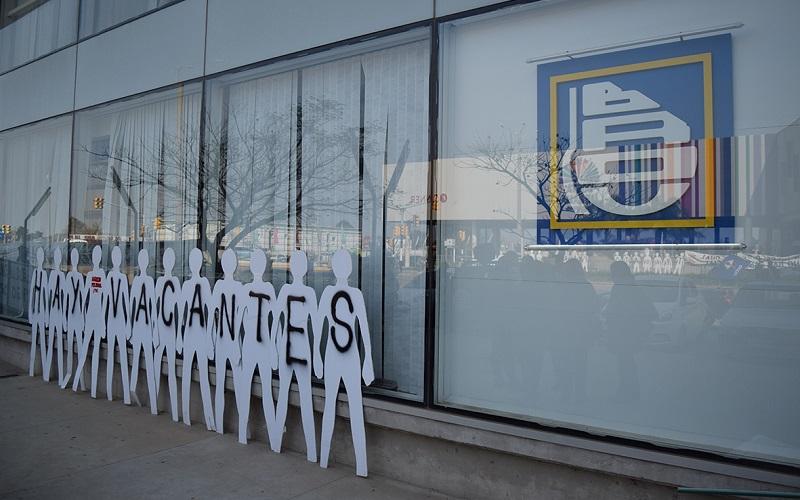 Banca Oficial: paro y marcha este martes en Montevideo