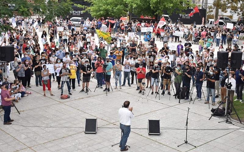 Fenapes: «Estamos ante una situación de persecución política»