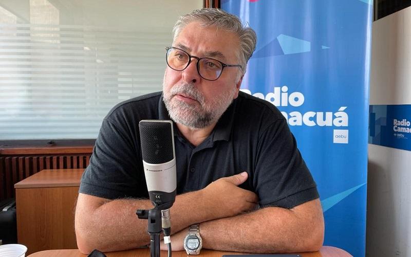 «Vacunas, geopolítica y desarrollo» en la Sala Camacuá