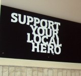 Support Your Local Heroes