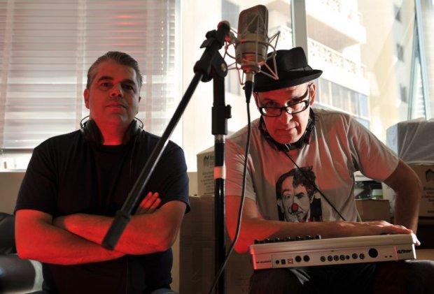 Radiocaos - foto de Marcelo Andrade