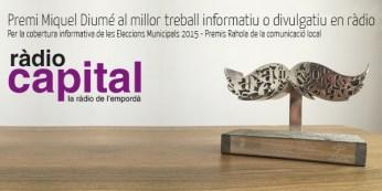 Premis Rahola - Ràdio Capital