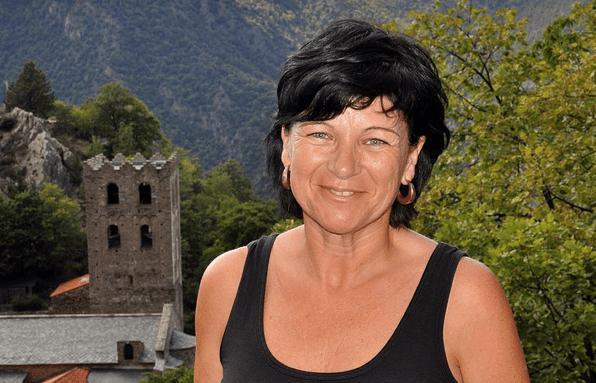 Núria Aupí és la tècnica de l'Àrea d'Educació de l'Ajuntament de Palafrugell