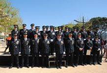 Policia de Sant Feliu de Guíxols