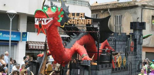 Carnaval 2019 a Palafrugell