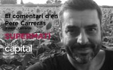 Pere Carreras és periodista begurenc