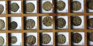 Col·lecció numismàtica del llegat de Joan Vilaret | Imatge de Ràdio Sant Feliu