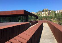 Parc de l'Arbreda Espai Jove Local Joventut Begur Ajuntament Castell