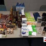 Furt Tres dones detingudes supermercat Palamós i Palafrugell