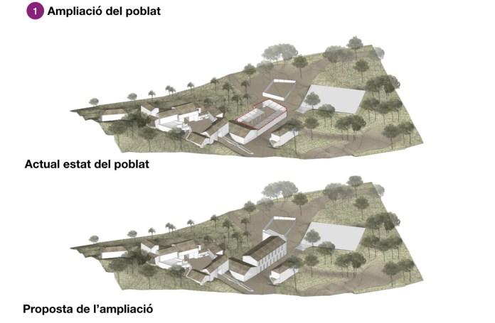 Els Jardins de Cap Roig s'amplien, per sota