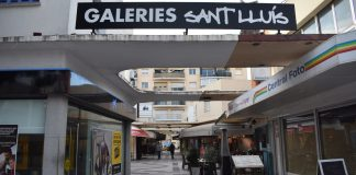 Galeries Sant Lluís a Platja d'Aro | Imatge d'arxiu | Platja d'Aro Portes Obertes