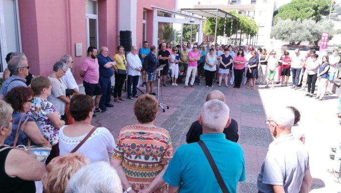 Calonge-Sant Antoni - Homenatge Atemptat 17A
