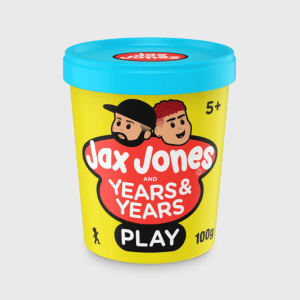 Jax Jones fitxa a Years & Years a Play