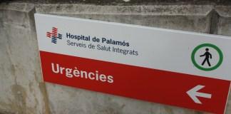 Servei d'Urgències de l'Hospital de Palamós | Imatge de Laia Bodro