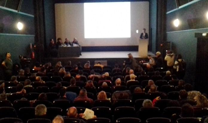 Fotografia de la reunió informativa dels projectes urbanístics de Begur | Imatge de l'Ajuntament