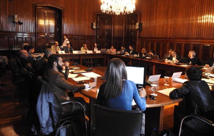 Exposició de les entitats ecologistes al Parlament de Catalunya | Imatge d'Ecologistes en Acció